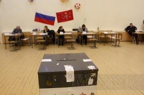 Подсчитано большинство голосов на выборах в Госдуму