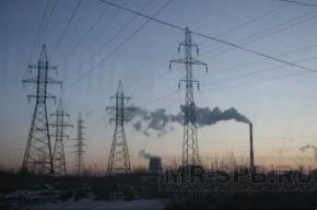 В Ленобласти по-прежнему проблемы с электричеством