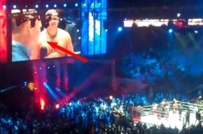 Полтавченко объяснил свист в «Олимпийском»  выражением радости  и молодежной модой