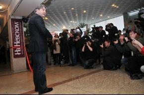 Комитет по культуре Петербурга возглавит Дмитрий Месхиев