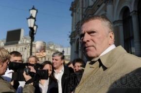 Жириновский предложил награждать за честные  результаты  на выборах