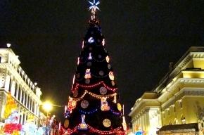Дед Мороз пройдет по Невскому проспекту: в центре будет ограничено движение транспорта