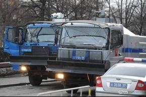 В Москве обошлись без танков