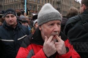 Петербуржцы дают власти 8 дней на то, чтобы признать выборы несостоявшимися, и угрожают всеобщей забастовкой