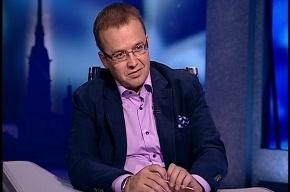 Юрий Зинчук покинул телеканал «Санкт-Петербург»