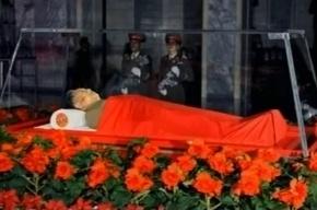 Ким Чен Ира проводят под залпы прощального салюта