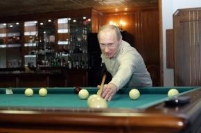 Путин: Прозрачность выборов надо обсудить в интернете