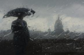 Снег и ветер в день выборов будет в Петербурге и области
