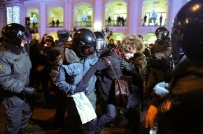 Общественный совет при полиции ждет жалоб от участников митингов