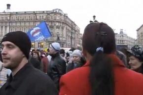 «Почему вы пришли?»: в интернете обсуждают участников митинга «Единой России»