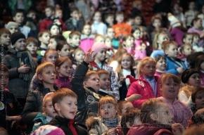 В СКК прошли губернаторские елки (фоторепортаж)