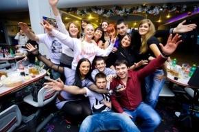 Как празднуют корпоративы в питерских фирмах