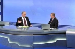 Путина не беспокоит популярность оппозиционных партий в Петербурге