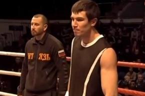 Российский боксер скончался после нокаута