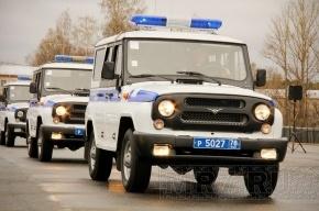 Приезжие нападали в Петербурге на полицейских