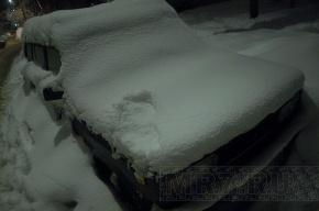 В Петербурге на выходных будет мокрый снег