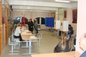 В Петербурге и Москве итоги голосования на участках в разы отличаются от данных Горизбиркома