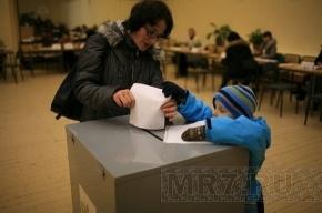 В Челябинской области на двух участках отменили итоги выборов