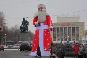 Грабители в костюмах «Деда Мороза» обокрали ломбард