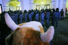 В Москве планируется митинг оппозиции на 50 тысяч человек