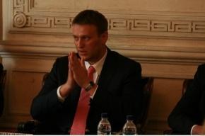 Навальный пока не знает, будет ли он баллотироваться в президенты