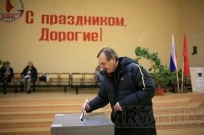 Генпрокурор России не видит оснований для отмены результатов выборов