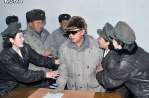 Умер Ким Чен Ир