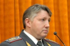 Главный полицейский Петербурга уже проголосовал