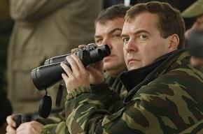 Нарушения на выборах: Медведев не верит глазам