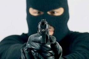 Полицейские задержали банду разбойников, протаранив их автомобиль