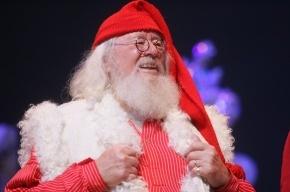 Норвежский Юлениссен подарил петербургским детям праздник