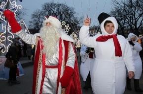 На Рождественской ярмарке начинается праздник