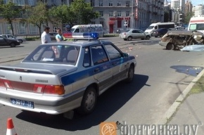 Три человека погибли в ДТП на Ленинградском шоссе