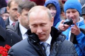 Путин  едет спасать от банкротства  Балтийский завод