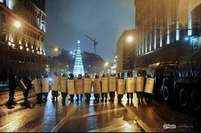 Для обеспечения порядка в Москву стянули войска
