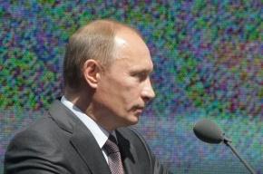 Путин останется лидером «Единой России» до президентских выборов