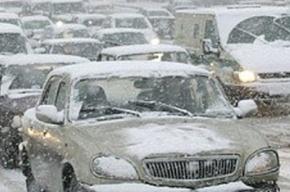МЧС: В Петербурге ожидаются гололед, сильный ветер и мокрый снег