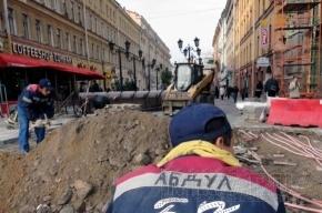 Кровельщик-гастарбайтер сорвался с крыши  в Центральном районе