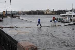 Угрозы наводнения больше нет
