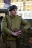 Фоторепортаж: «Полевая кухня и военная техника у БКЗ «Октябрьский» (Фото)»