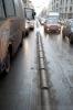 Город пускается на новые эксперименты с дорожным движением: Фоторепортаж