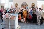 Необычная свадьба: жених и невеста - представители самых многодетных семей района: Фоторепортаж