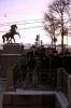 Воспитанники Аничкова Дворца зажгли свечу памяти: Фоторепортаж