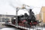 Фоторепортаж: «Единственное в России локомотивное депо отметило 100-летие (фоторепортаж)»