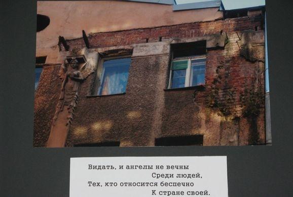 Открылась фотовыставка о казусах новодельной застройки: Фото