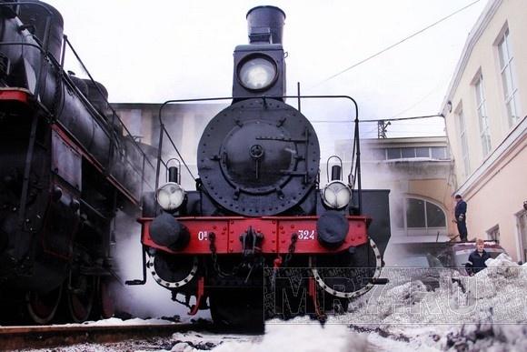 Единственное в России локомотивное депо отметило 100-летие (фоторепортаж): Фото