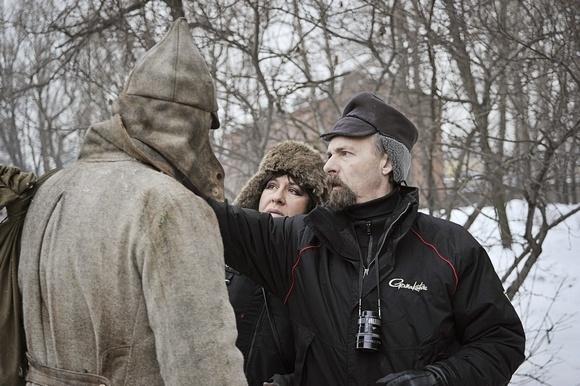 В Петербурге начали снимать новый фильм: Фото