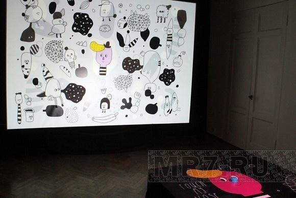 Петербуржцев приглашают на интерактивную инсталляцию «Потрогай меня за нос»: Фото