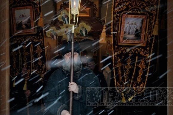 На Крещение в Петербурге никто не утонул и не обморозился: Фото