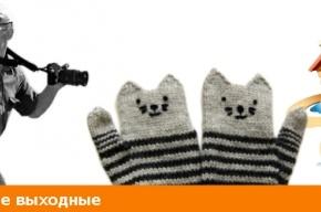 Богатые выходные: что будет происходить в Петербурге 21 - 22 января 2012 года